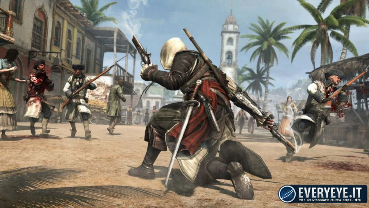 Assassin's Creed 4: in arrivo un manga giapponese