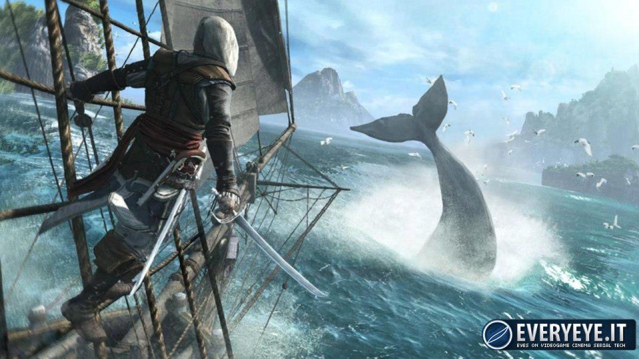 Assassin's Creed 4: un nuovo video dai caraibi