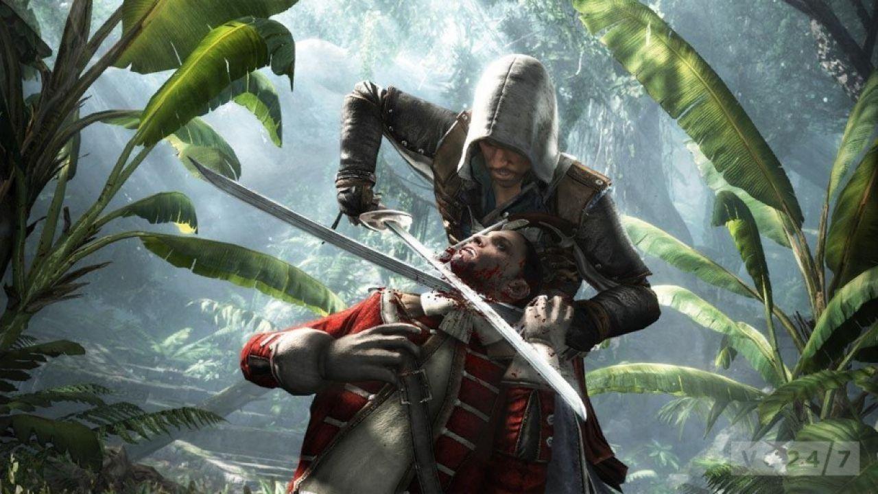 Assassin's Creed 4: le piattaforme principali sono Xbox 360 e PlayStation 3