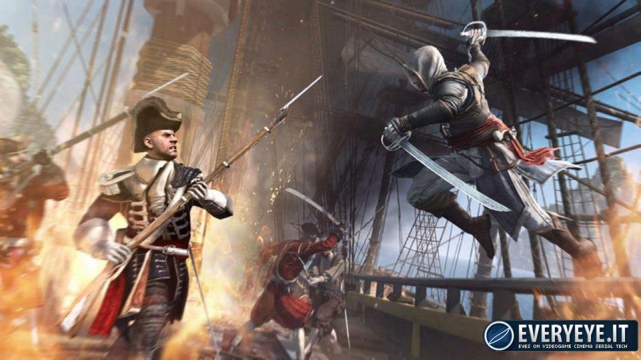 Assassin's Creed 4: la vita marinaresca di Edward si mostra in immagini