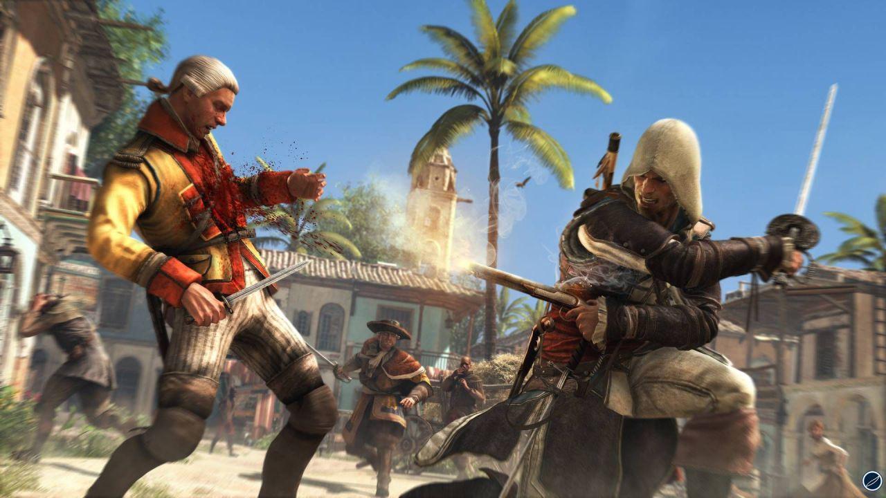 Assassin's Creed: allo stand di Everyeye, un'ora in-game con la versione Ps4 di Black Flag
