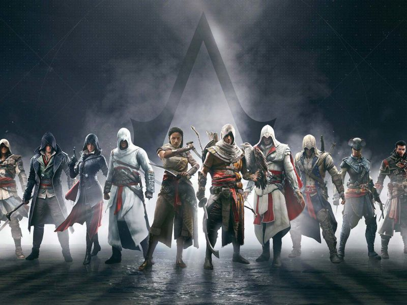 Assassin's Creed: let's go to the discovery of the lesser known episodes