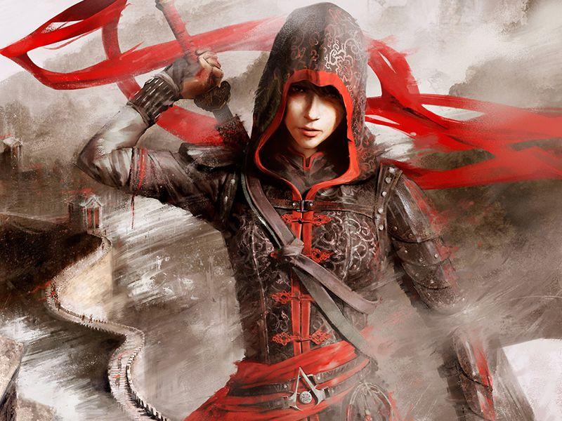 Assassin's Creed: Blade of Shao Jun, Mirka Andolfo mostra la cover dell'attesissimo manga