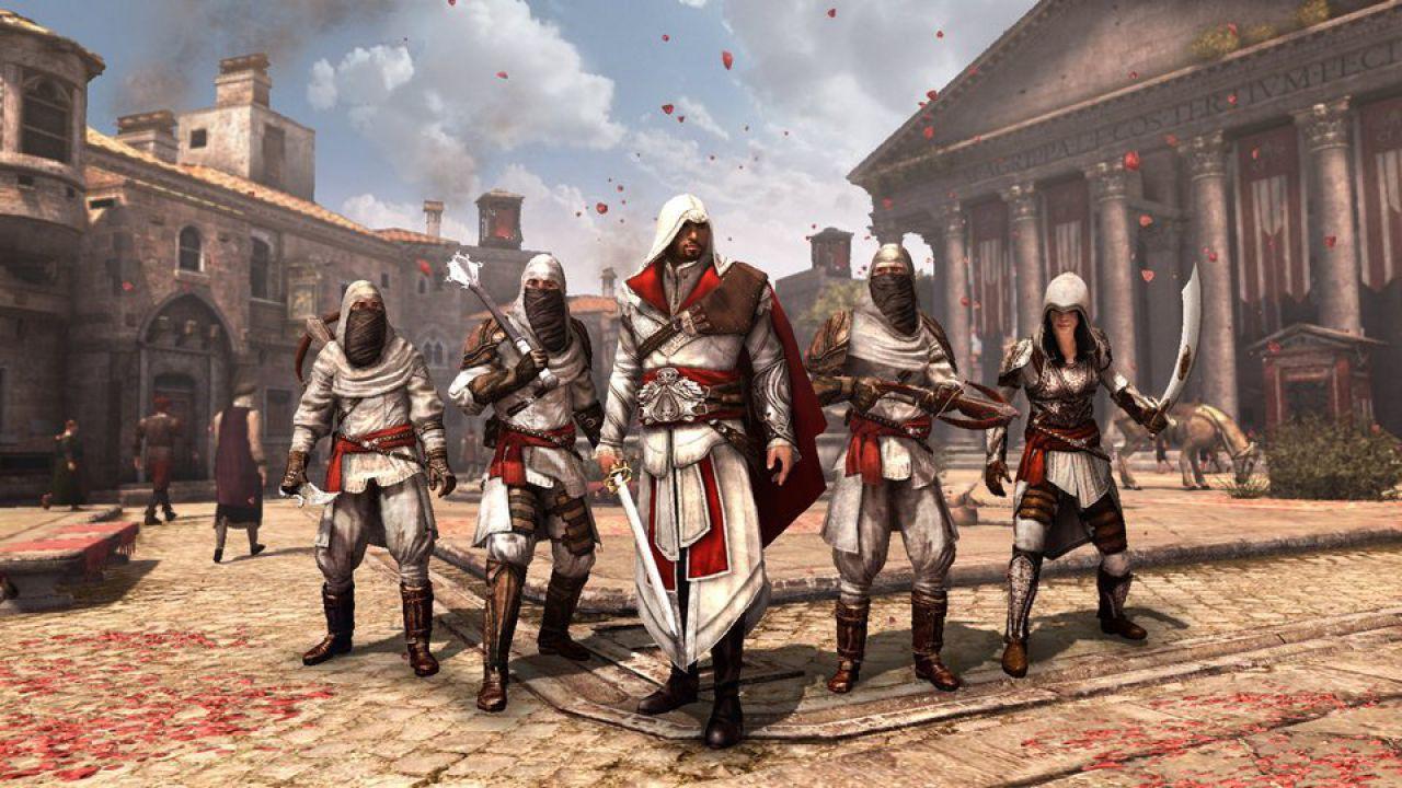 Assassin's Creed Brotherhood in arrivo su PSN. Sconti e offerte per gli abbonati al PS Plus
