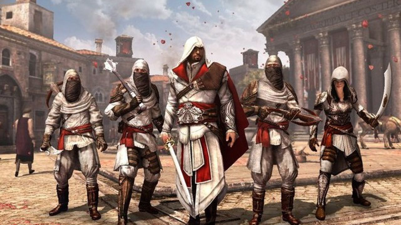 Assassin's Creed Brotherhood: l'ultima patch blocca il multiplayer