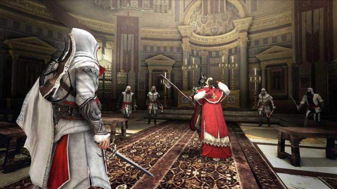 Assassin's Creed: Brotherhood: nuovo trailer per il DLC 'La scomparsa di Da Vinci', ora disponibile su XBLA e PSN