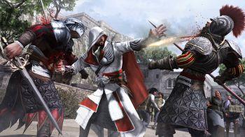 Assassin's Creed Brotherhood: trailer di lancio della Classic e Platinum Edition