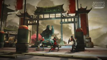 Assassin's Creed Chronicles China - Gameplay Live - Replica del 22/04/2015