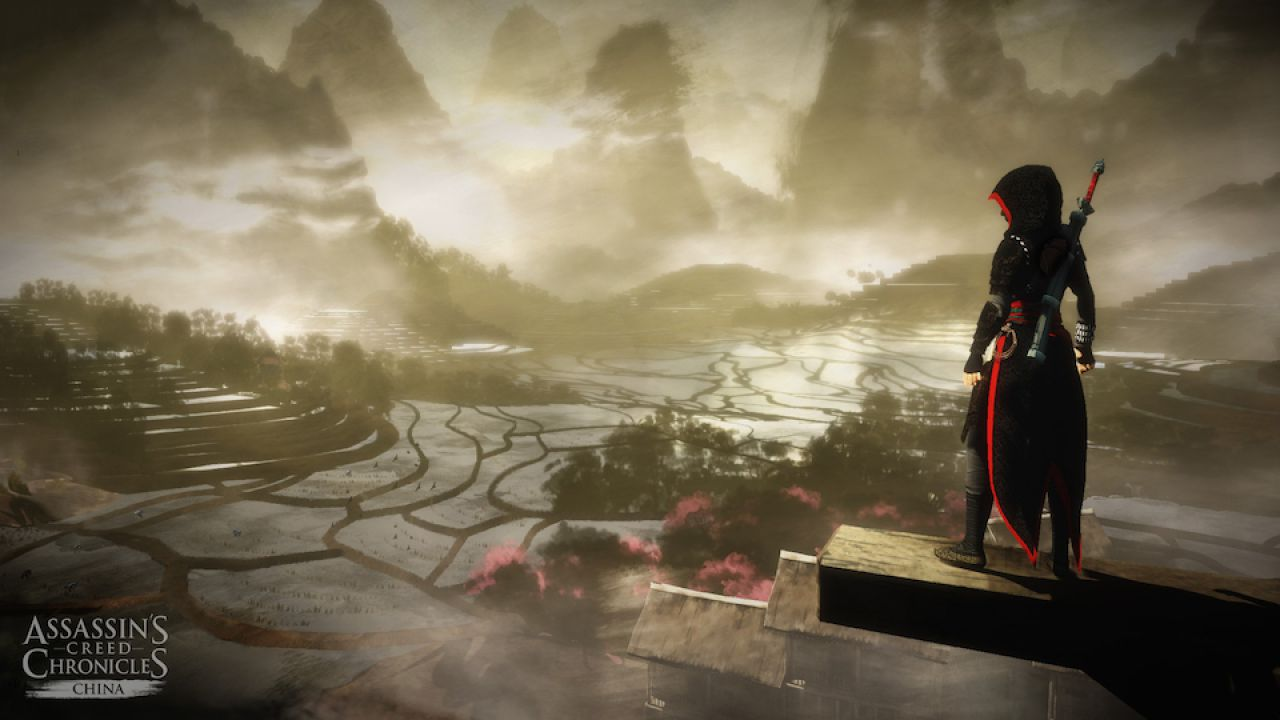 Assassin's Creed Chronicles: China si aggiorna alla versione 1.01