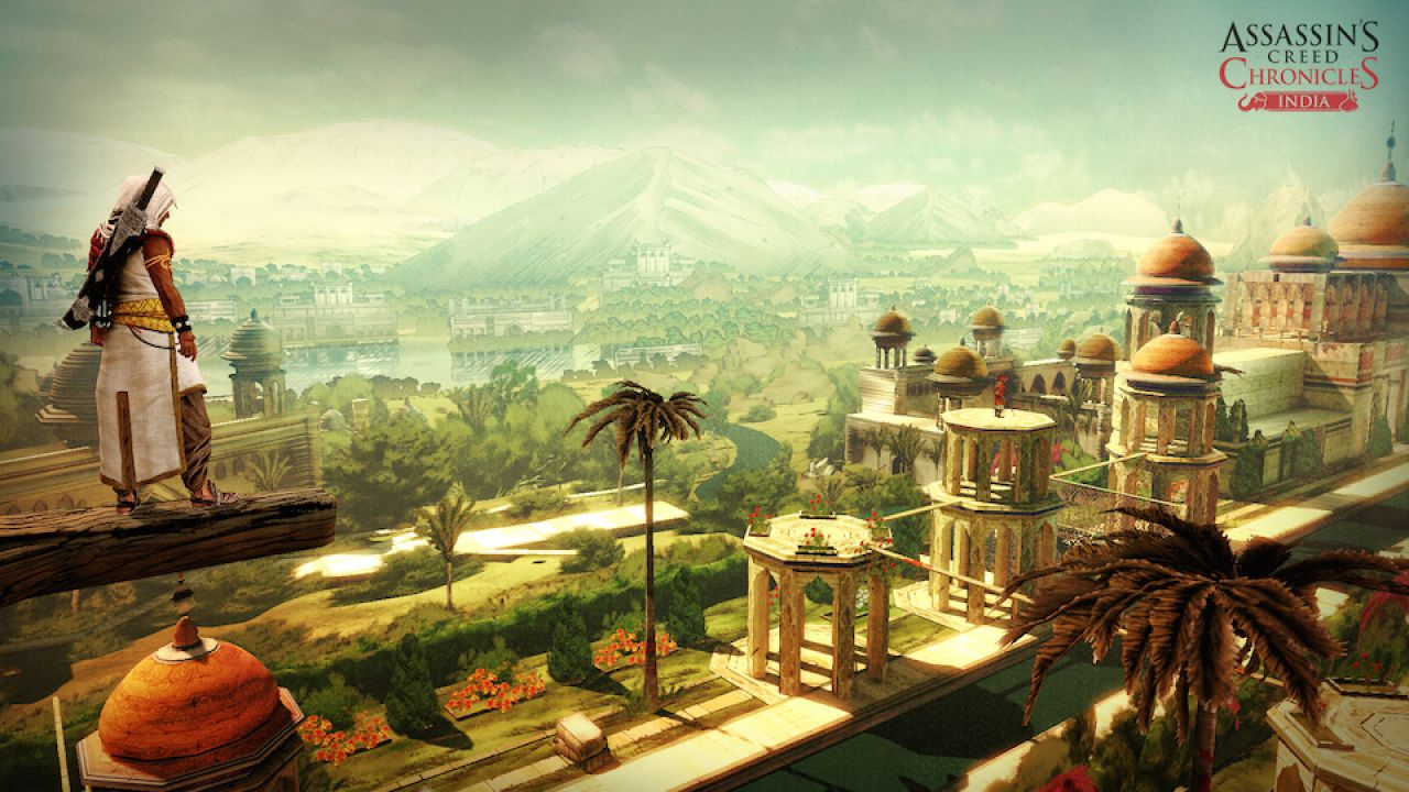 Assassin's Creed Chronicles per PlayStation Vita classificato in Brasile