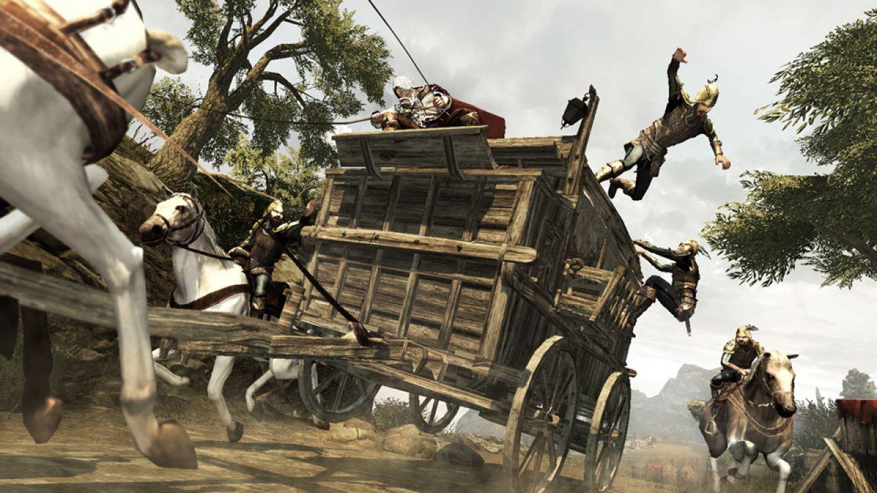 Assassin's Creed II da oggi gratis su Xbox Live
