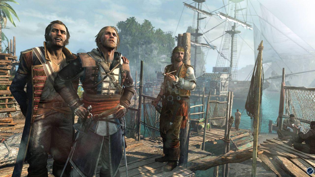 Assassin's Creed IV Black Flag disponibile nei negozi