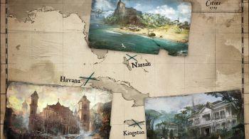 Assassin's Creed IV Black Flag: l'Open World si mostra in un video inedito