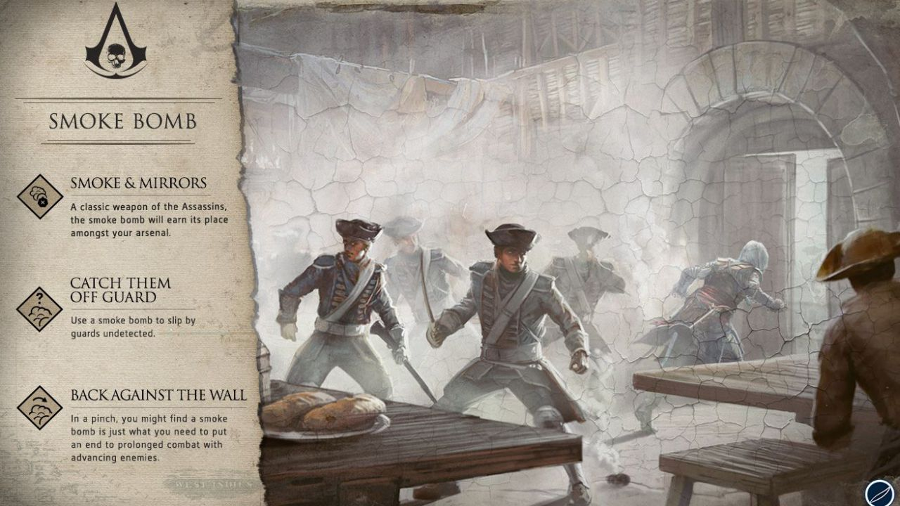 Assassin's Creed IV Black Flag: quattro immagini dall'Abstergo