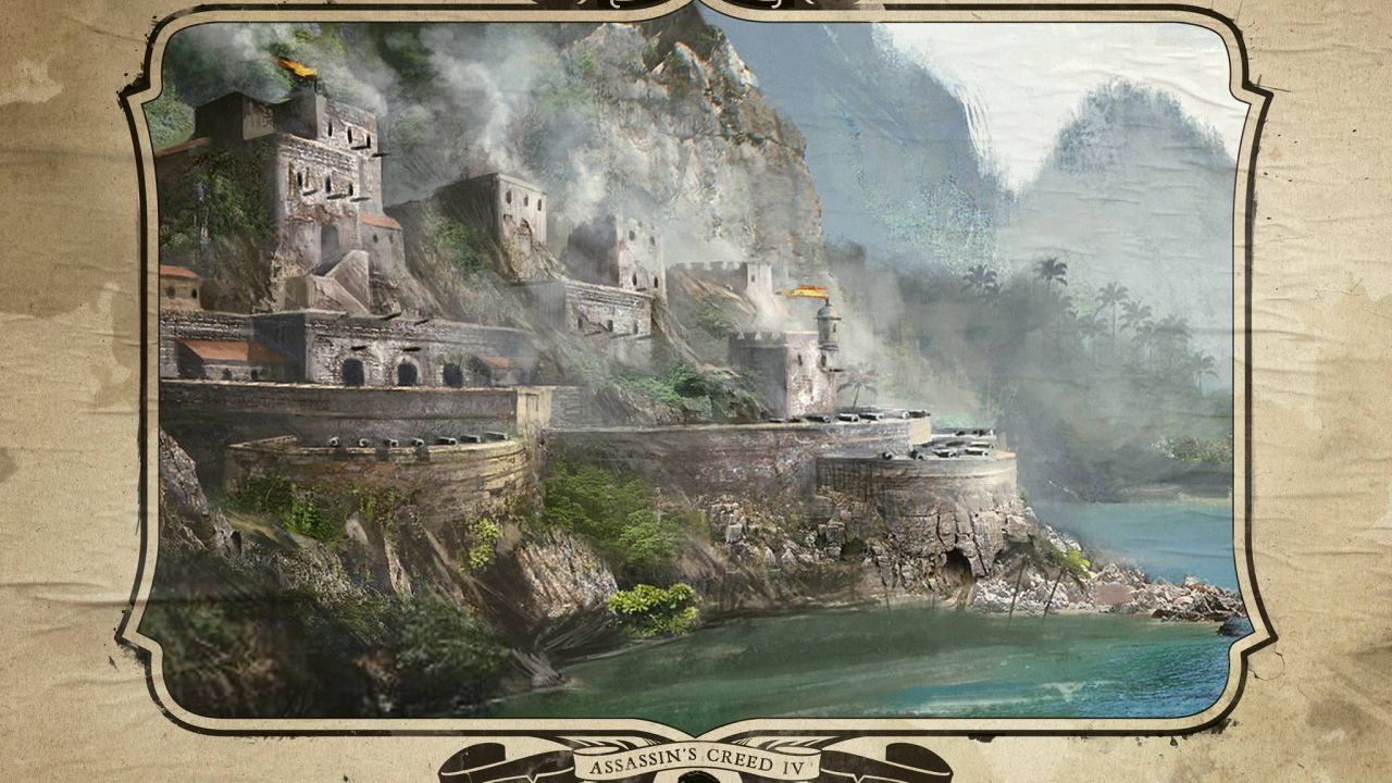 Assassin's Creed IV Black Flag si mostra in un lungo video gameplay