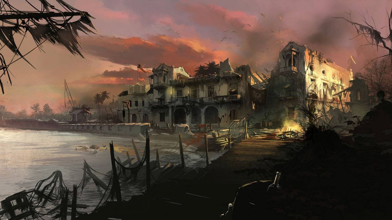 Assassin's Creed IV: screenshot e artwork mostrano 3 città di Black Flag