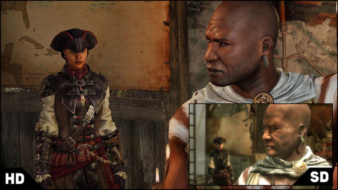 Assassin's Creed Liberation HD disponibile per PC, PS3 e Xbox 360