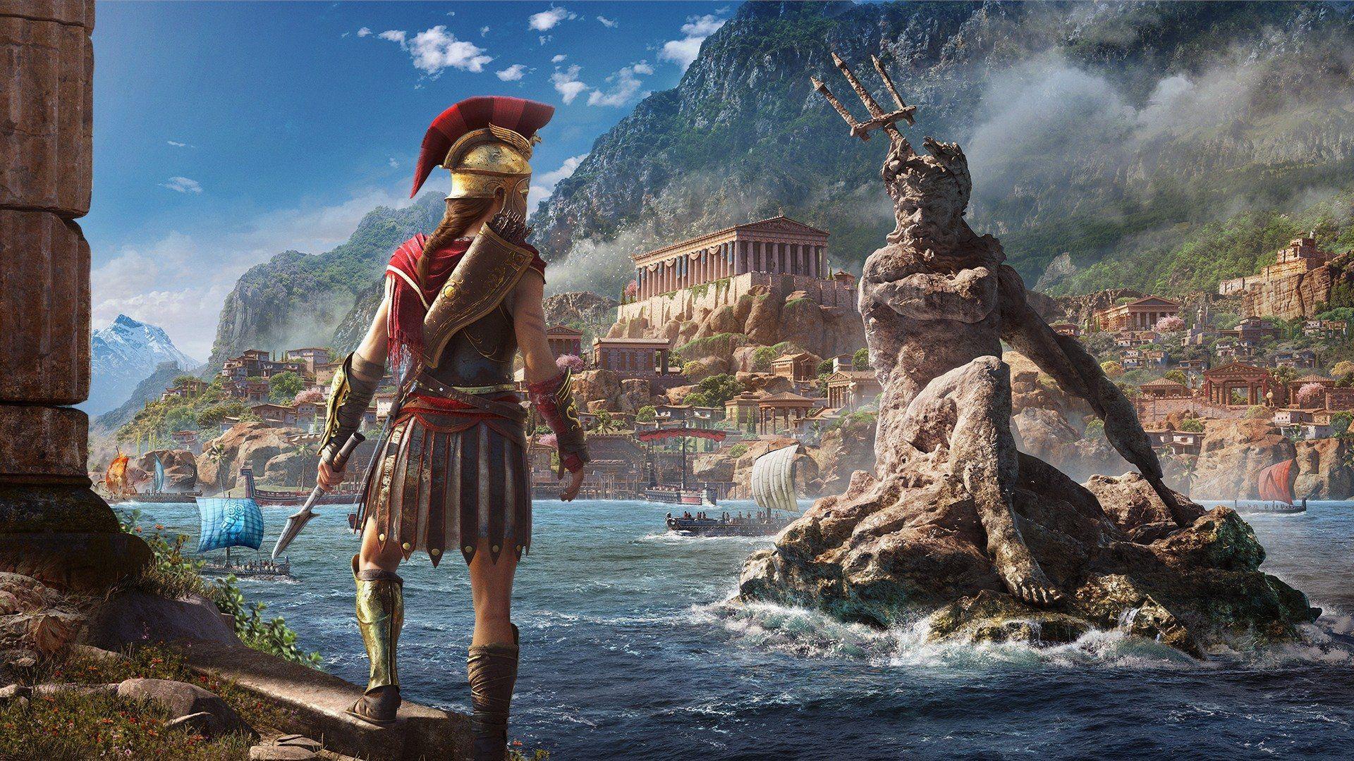 tridente poseidone  Assassin's Creed Odyssey: come ottenere il Tridente di Poseidone e ...
