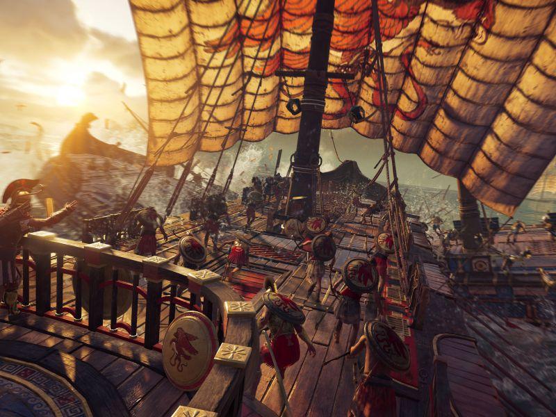"""Assassin's Creed Odyssey: disponibile """"Intervento Divino"""", il nuovo DLC gratuito"""