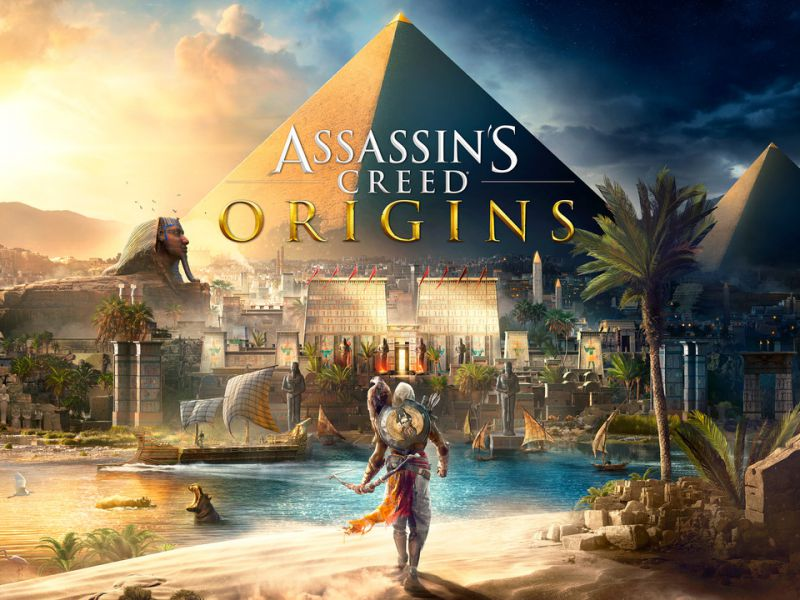 Assassin''s Creed Origins: la patch 1.2.0 prepara il gioco all''arrivo del primo DLC