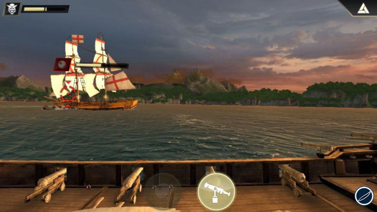 Assassin's Creed Pirates in offerta su App Store