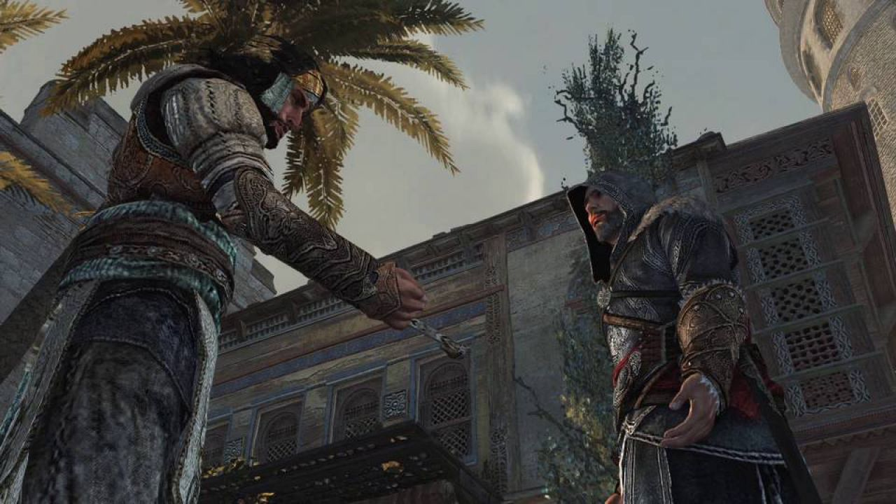 Assassin's Creed Revelations: il DLC 'L'Archivio Perduto' online su Xbox Marketplace