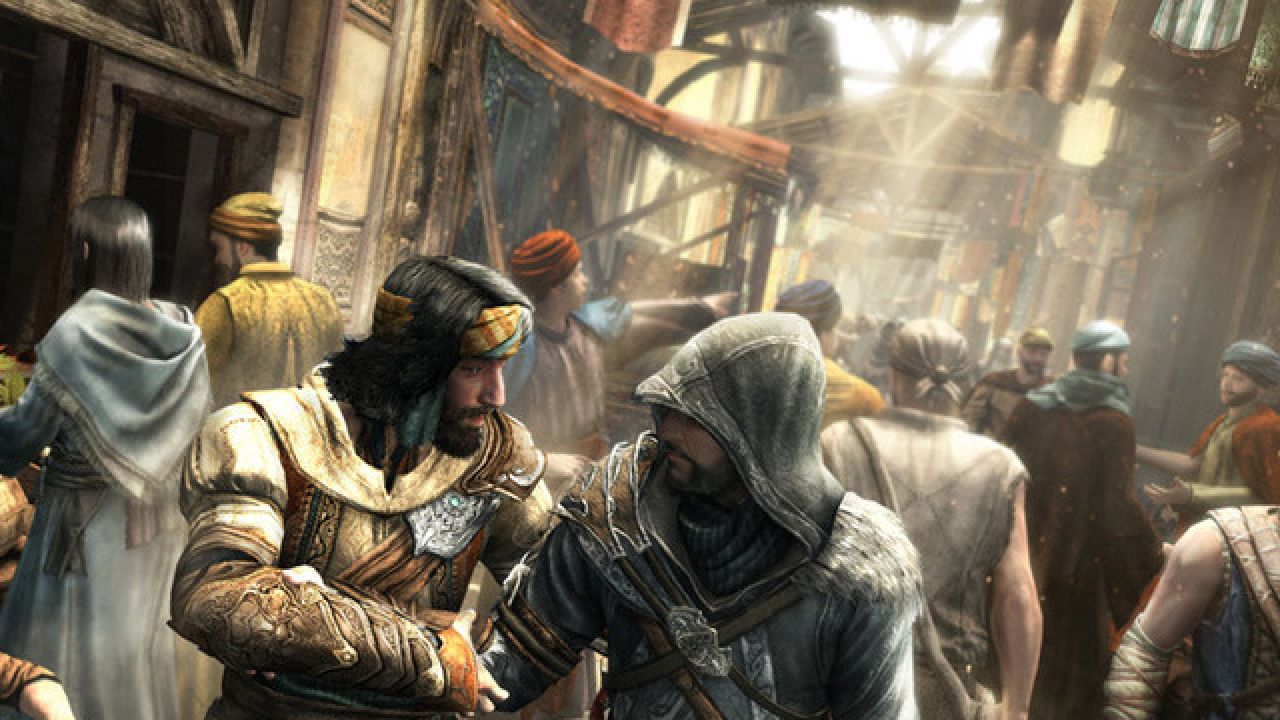 Assassin's Creed: Revelations: video-confronto Xbox 360 / PlayStation 3