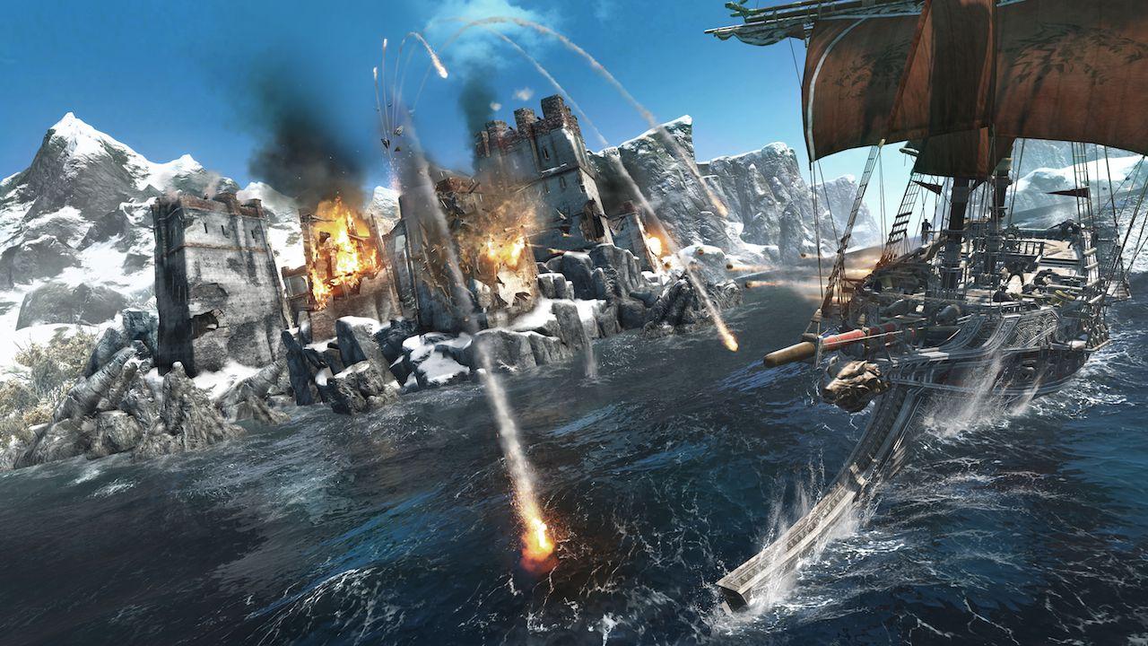 Assassin's Creed Rogue non uscirà su Xbox 360 in Giappone