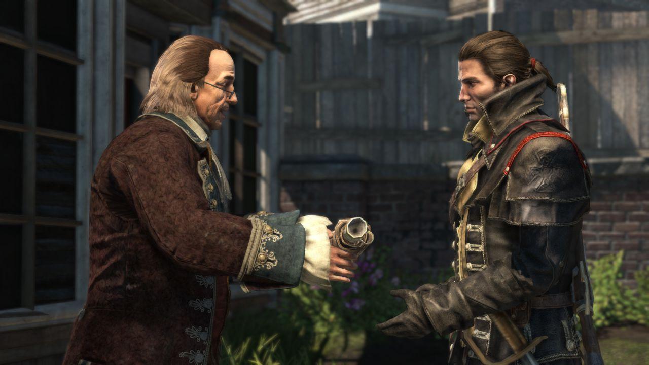 Assassin's Creed Rogue: pubblicate alcune immagini della versione PC