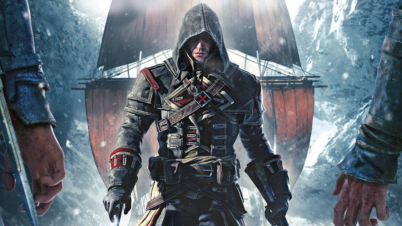 Assassin's Creed Rogue Remasterizado