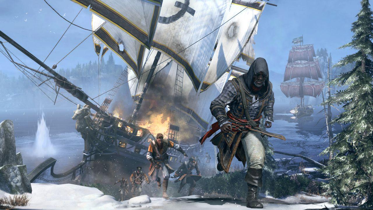 Assassin's Creed Rogue: video con i primi 30 minuti di gioco