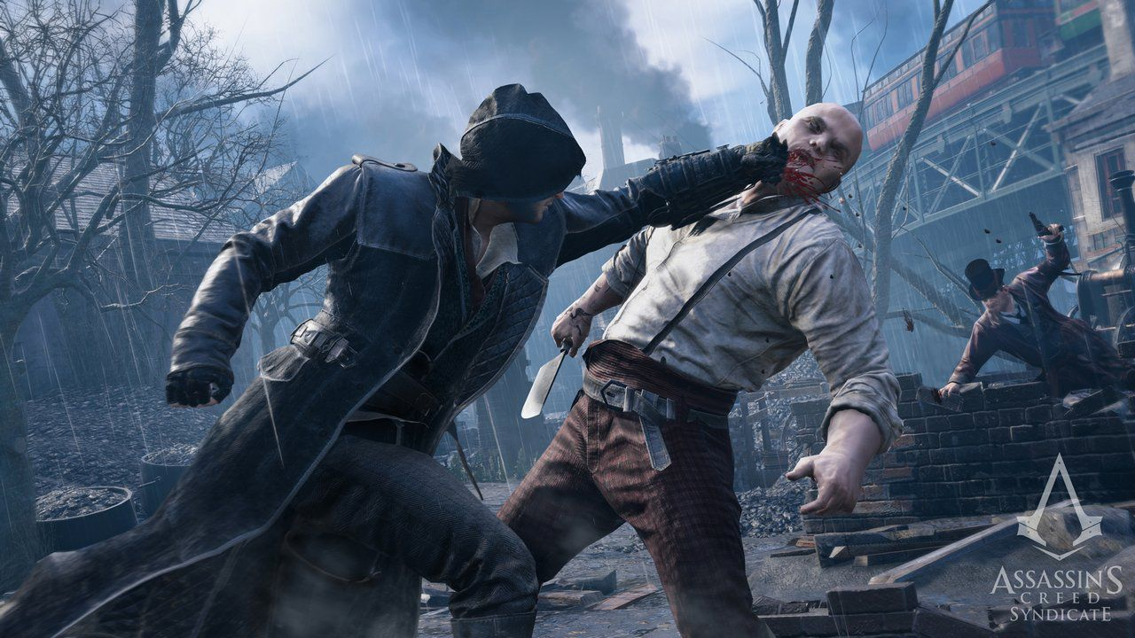 Assassin's Creed Syndicate: personaggi invisibili e armi volanti tra i primi glitch