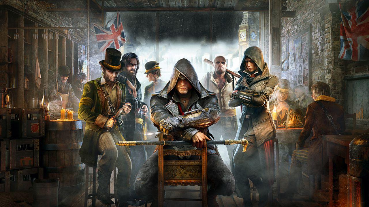 Assassin's Creed Syndicate: svelato il peso dell'edizione digitale per Xbox One