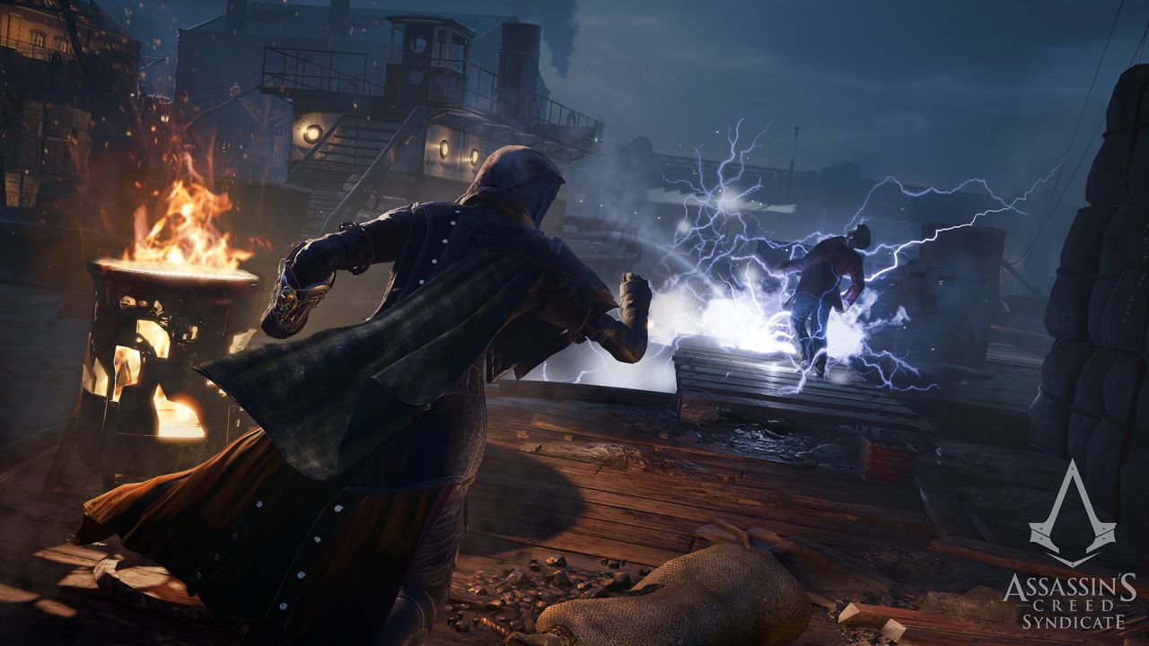 Assassin's Creed Syndicate: svelato il peso della day one patch