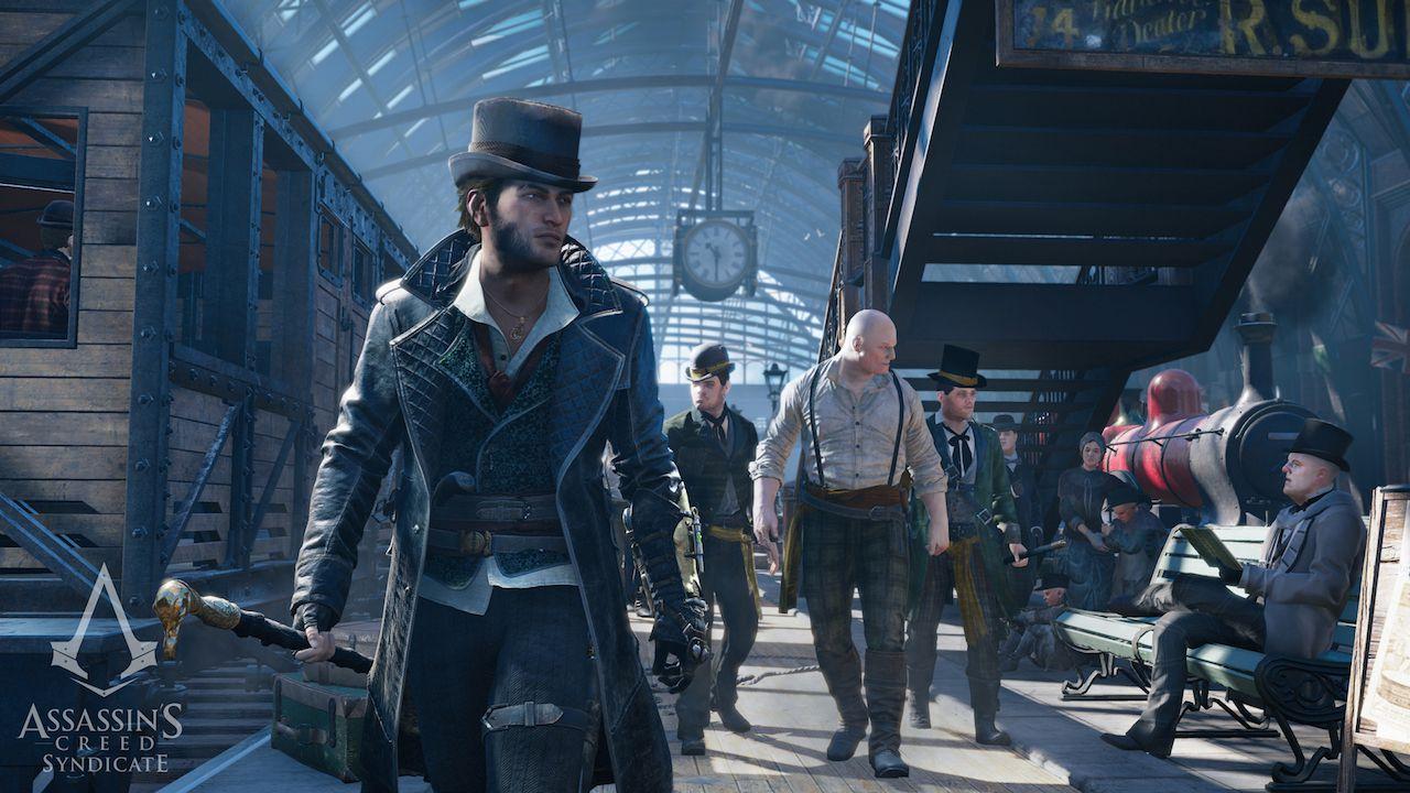 Assassin's Creed Syndicate: una skin per PS4 personalizzata e nuovi artwork
