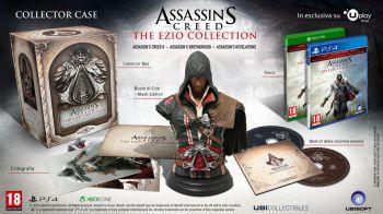 Assassin's Creed The Ezio Collection: svelati i contenuti della Limited Edition