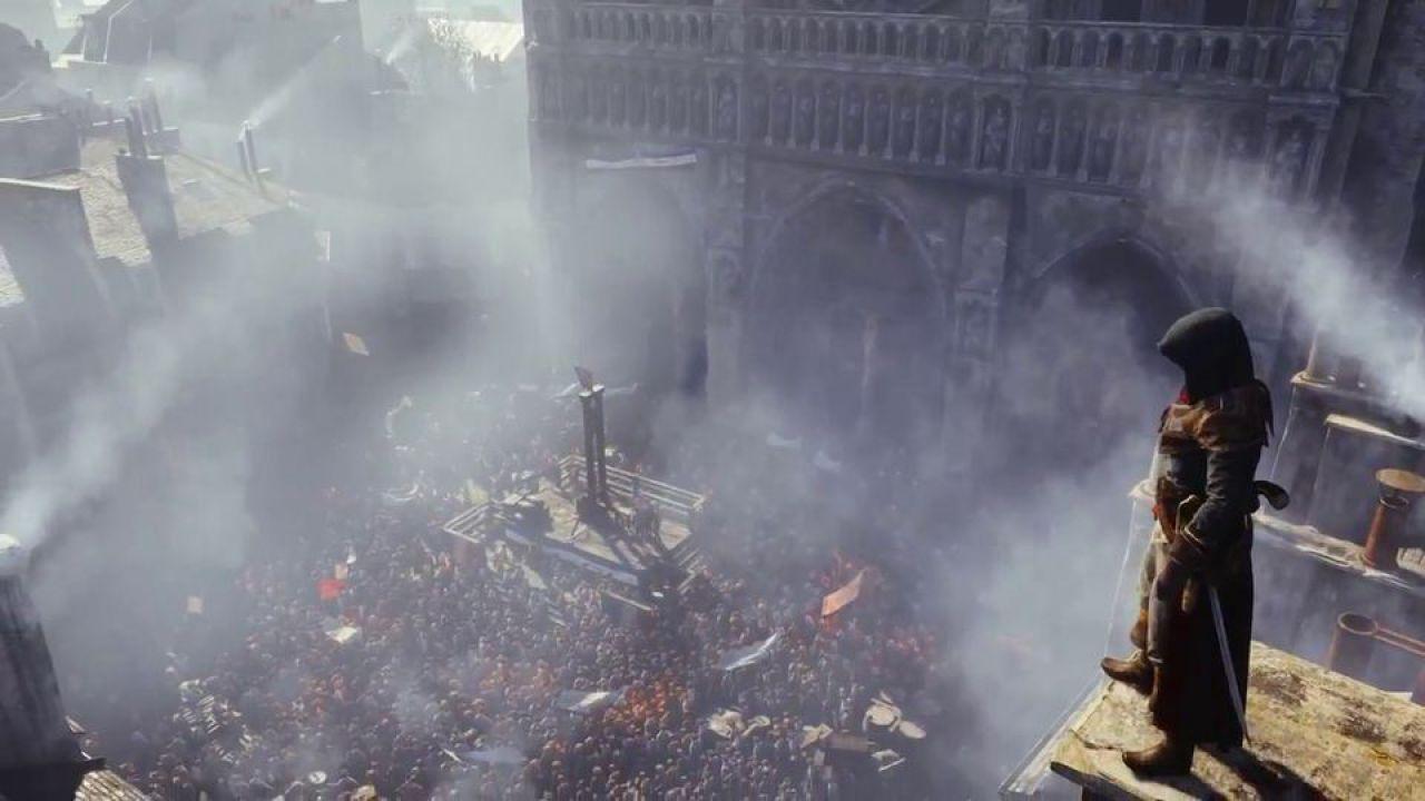 Assassin's Creed Unity criticato da un ex politico francese
