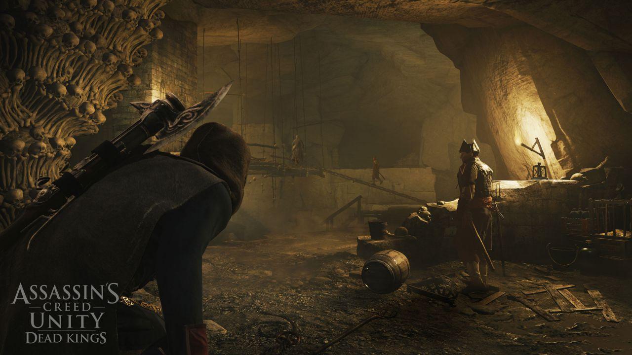Assassin's Creed Unity: disponibile il pacchetto Underground Armory Pack su Xbox One