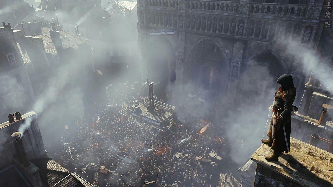 Assassin's Creed Unity: DLC Dead Kings disponibile ora su Xbox One