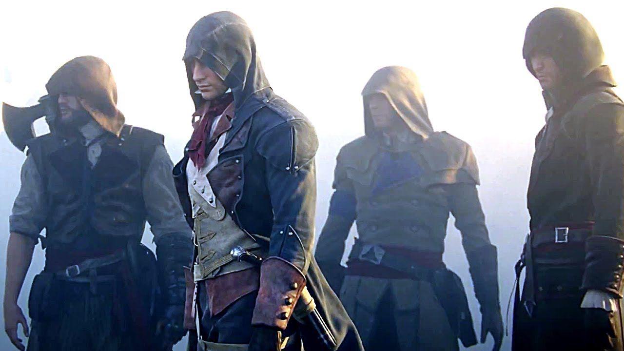 Assassin's Creed Unity: in arrivo DLC e gioco gratuito
