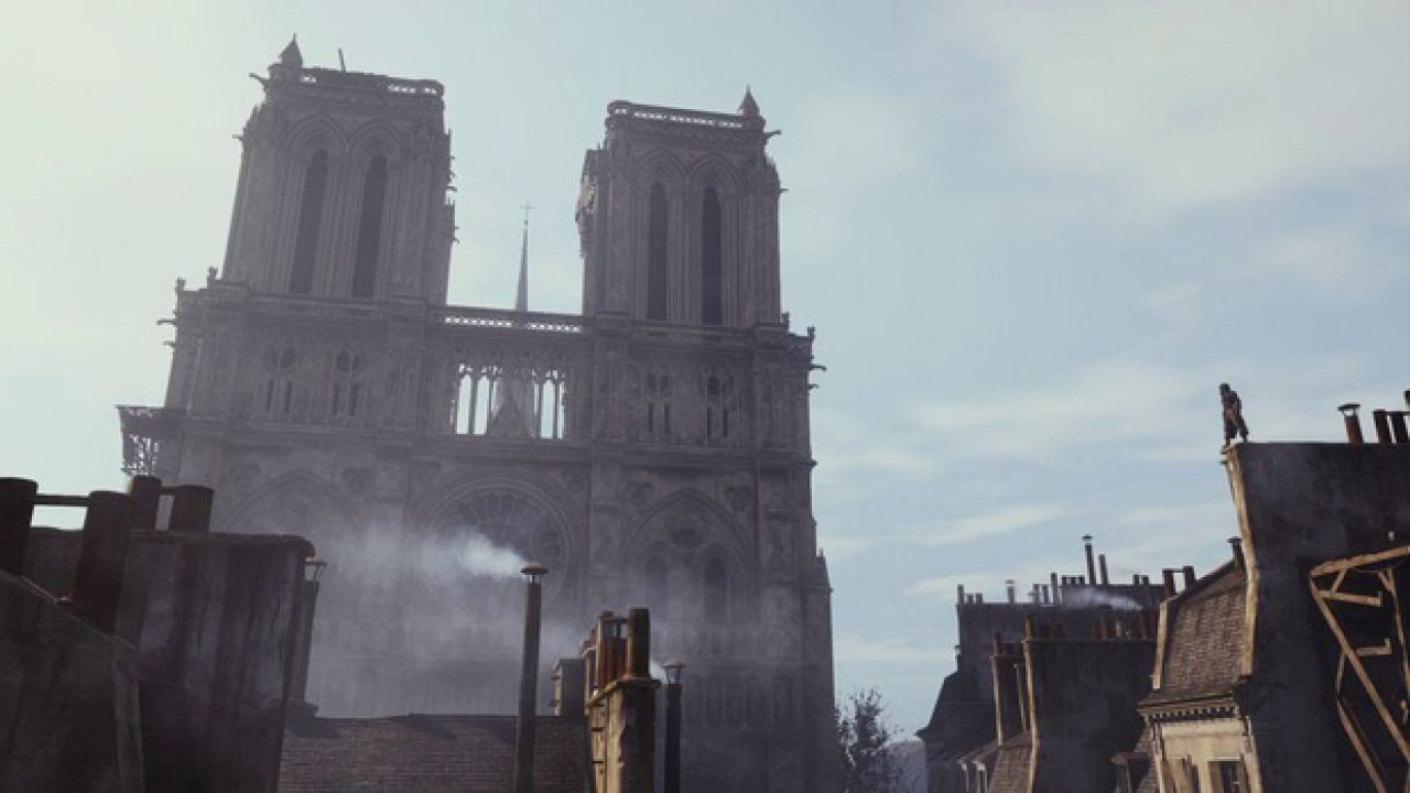 Assassin's Creed: Unity - Live Gameplay alle 18:00