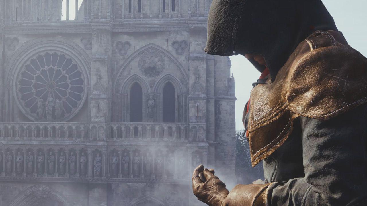 Assassin's Creed Unity: Peggiora il pop-in dei personaggi con la quarta patch
