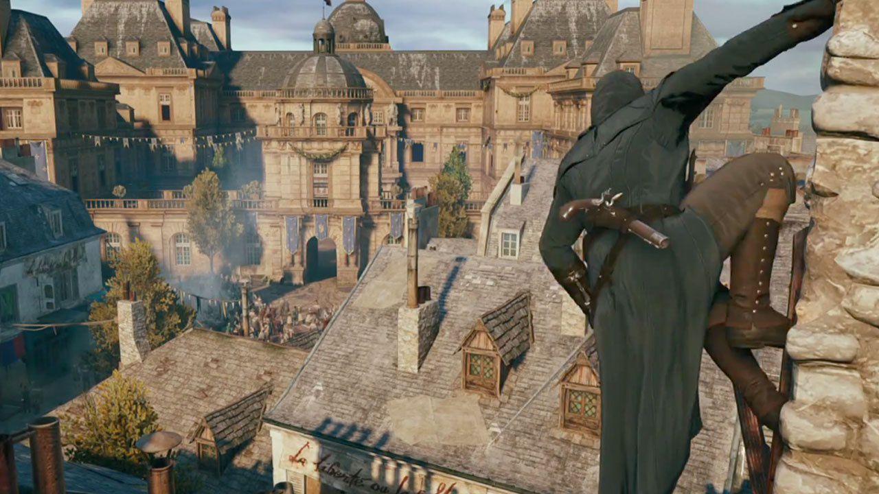 Assassin's Creed Unity: problemi con il download della quarta patch su Xbox One