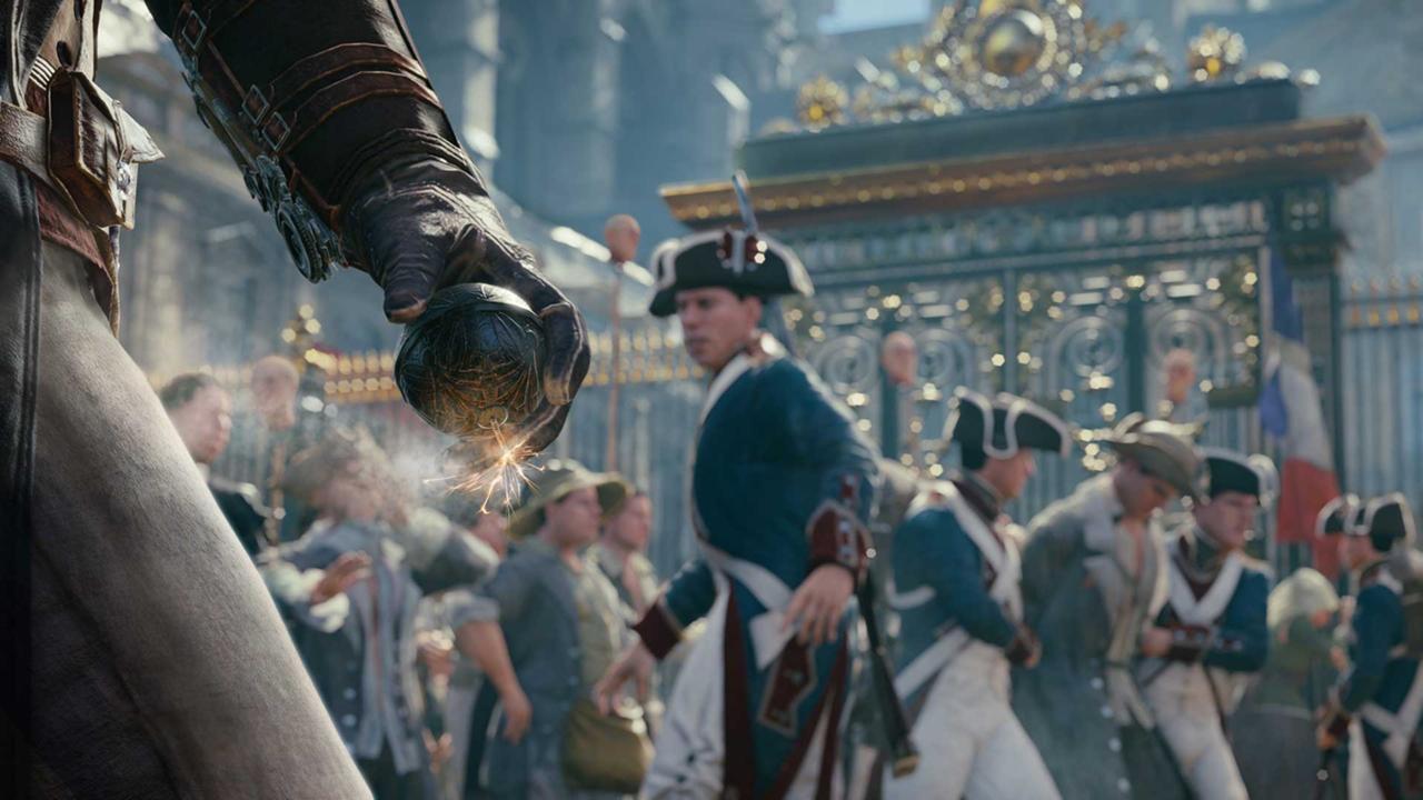 Assassin's Creed Unity: la quarta patch uscirà il 15 dicembre