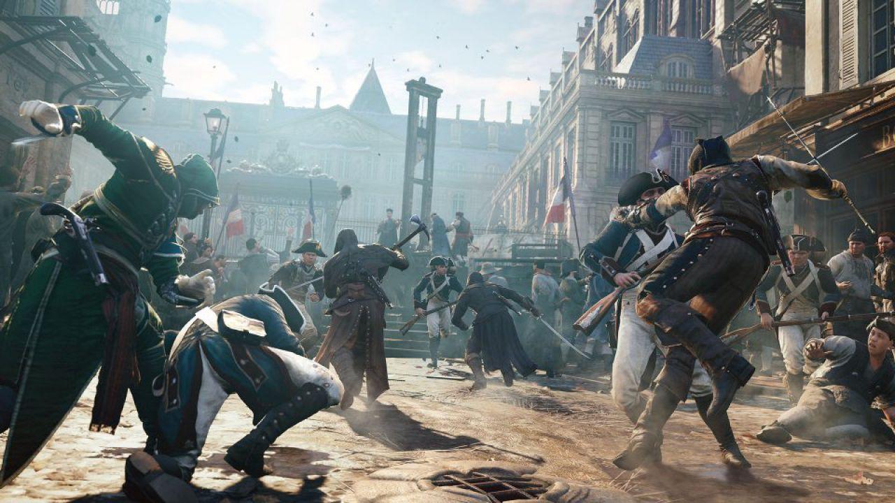 Assassin's Creed Unity, risolto il bug 'No Face' su PC