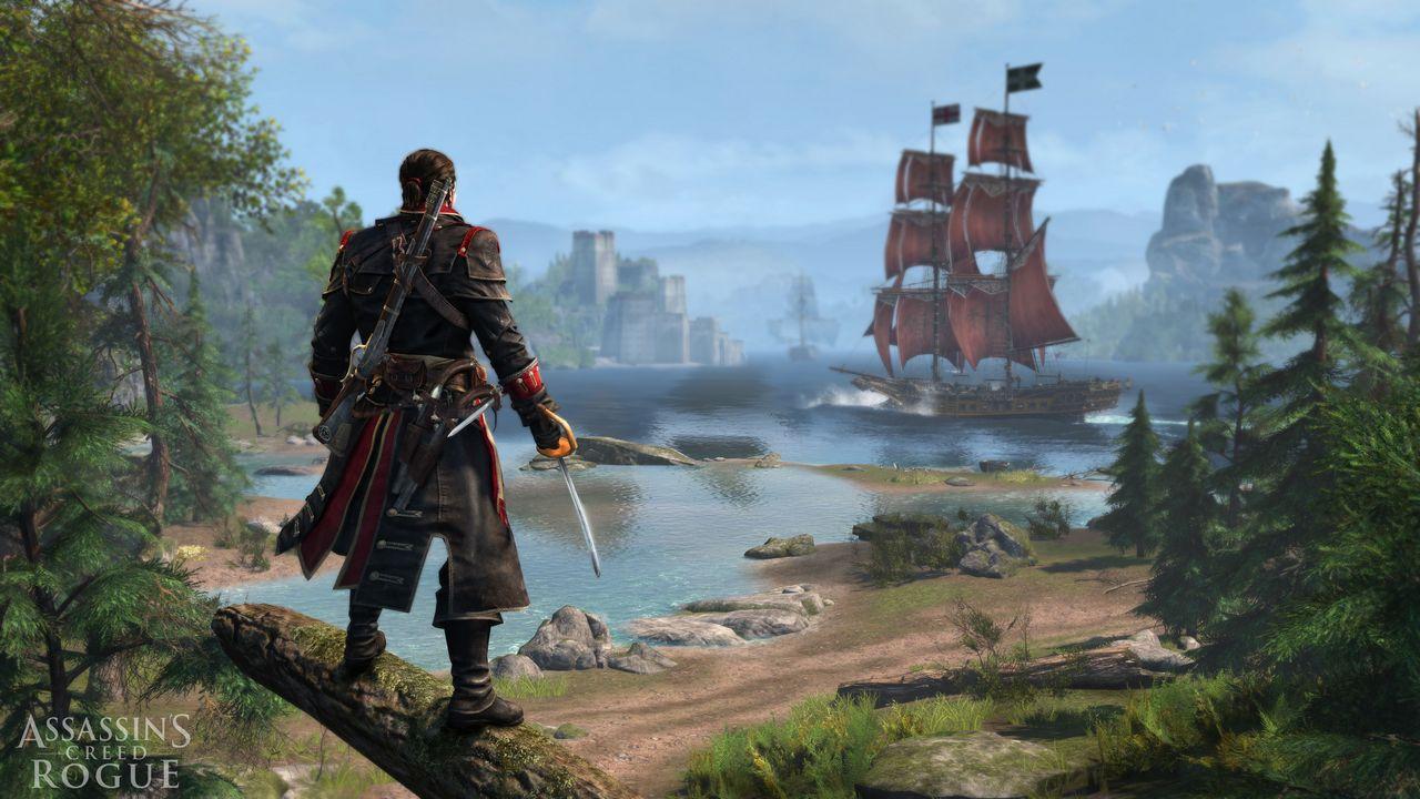 Assassin's Creed Unity e Rogue disponibili da oggi nei negozi