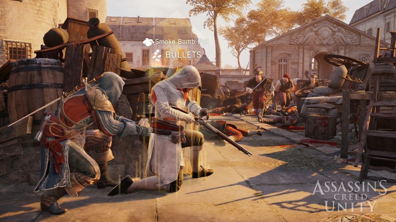Assassin's Creed Unity scontato sull'Humble Store