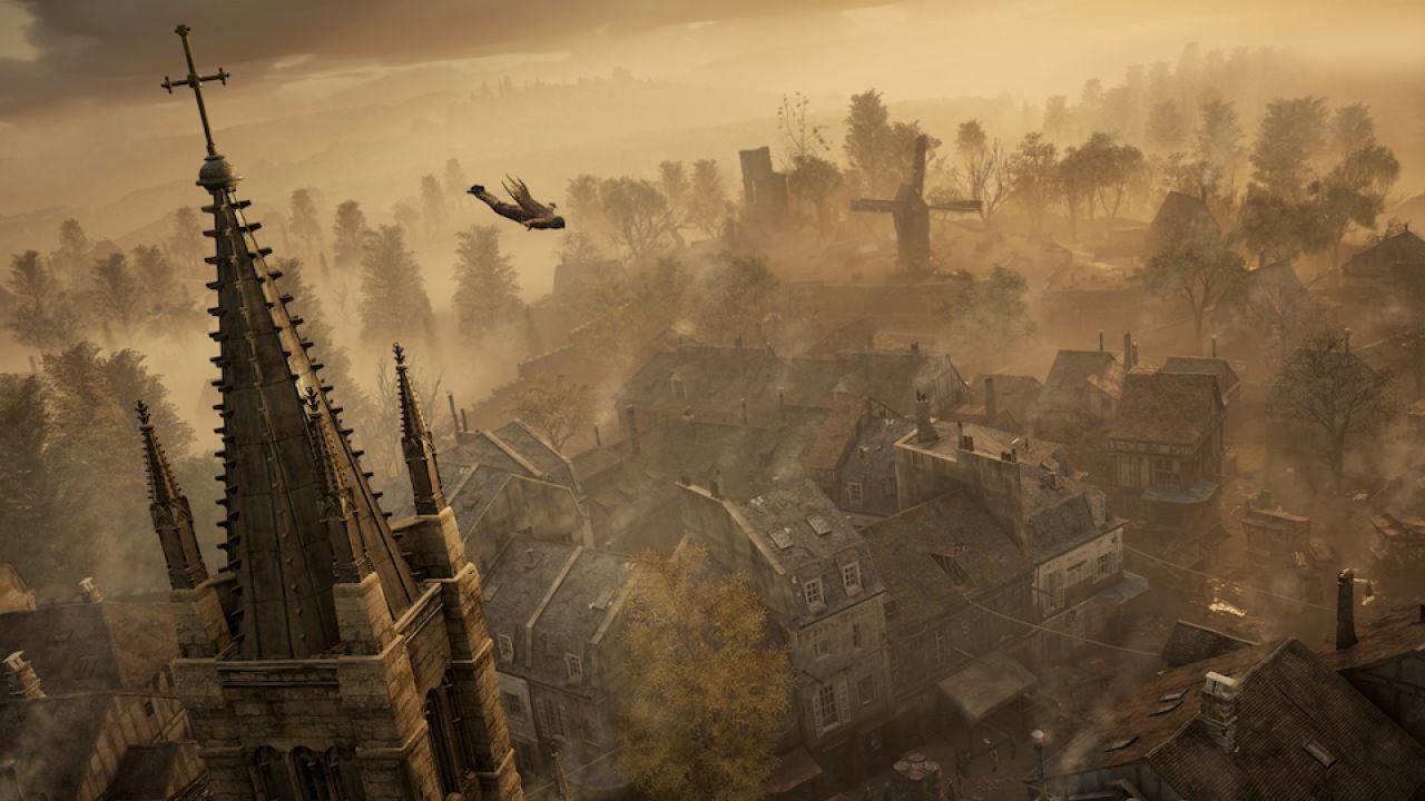 Assassin's Creed Unity sfrutta al massimo PS4 e Xbox One