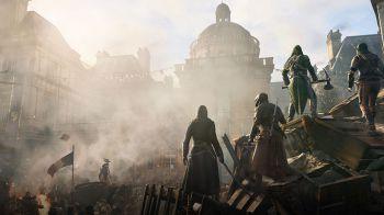 Assassin's Creed Unity è stato giocato per 16,030 anni