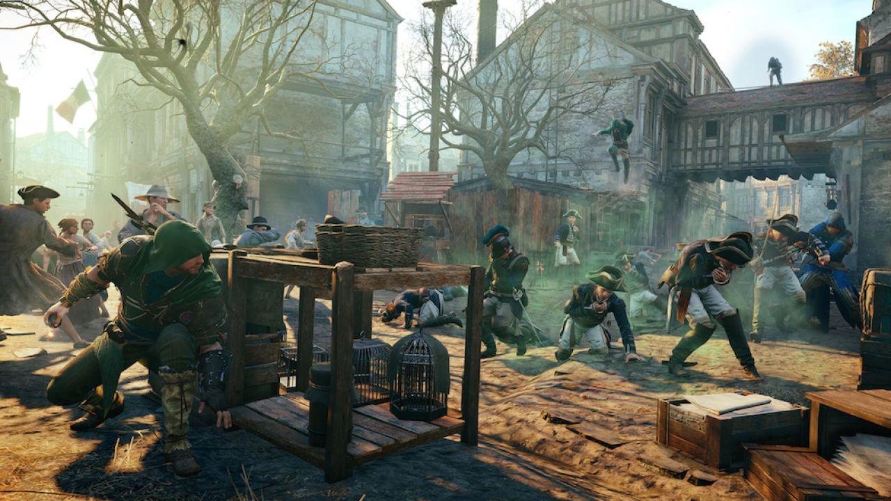 Assassin's Creed Unity: terza patch disponibile per la versione PC
